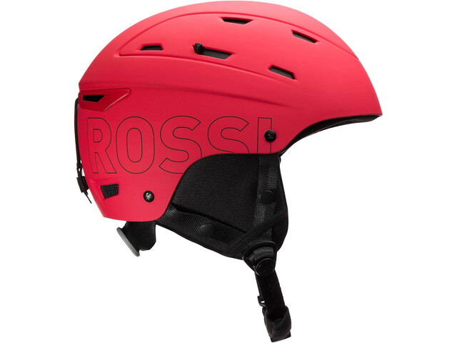 Rossignol Reply Impacts Casco, red